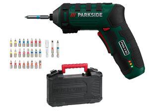 PARKSIDE® Akku-Stabschrauber »PSSA 4 B2«