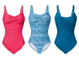 ESMARA® Shaping Badeanzug Damen, mit vorgeformten Cups