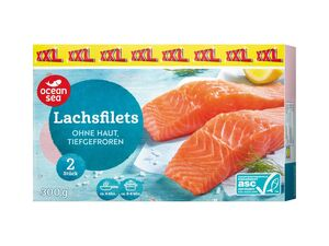 Ocean Sea ASC Lachsfilets XXL