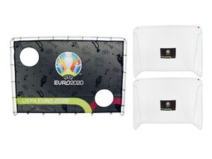 Fußballtor »UEFA 2020«, aus 3-faserigem Polyester