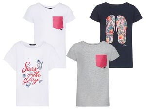 MEXX T-Shirt Mädchen, mit Rundhalsausschnitt