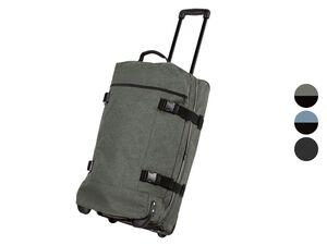 TOPMOVE® Trolley-Reisetasche, mit Skater-Rollen