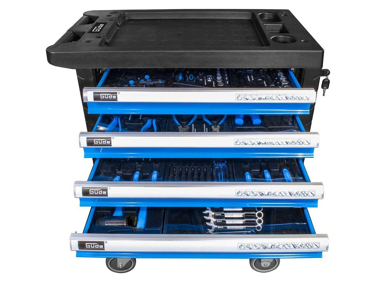 Bild 3 von Güde Werkstattwagen Premium »GWSP 07«, Vollauszugschubladen