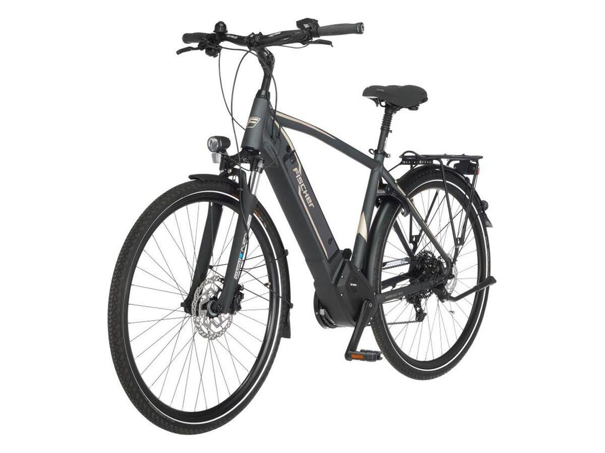 Bild 2 von FISCHER E-Bike »VIATOR 5.0i«, Trekkingrad, Herren, 28 Zoll
