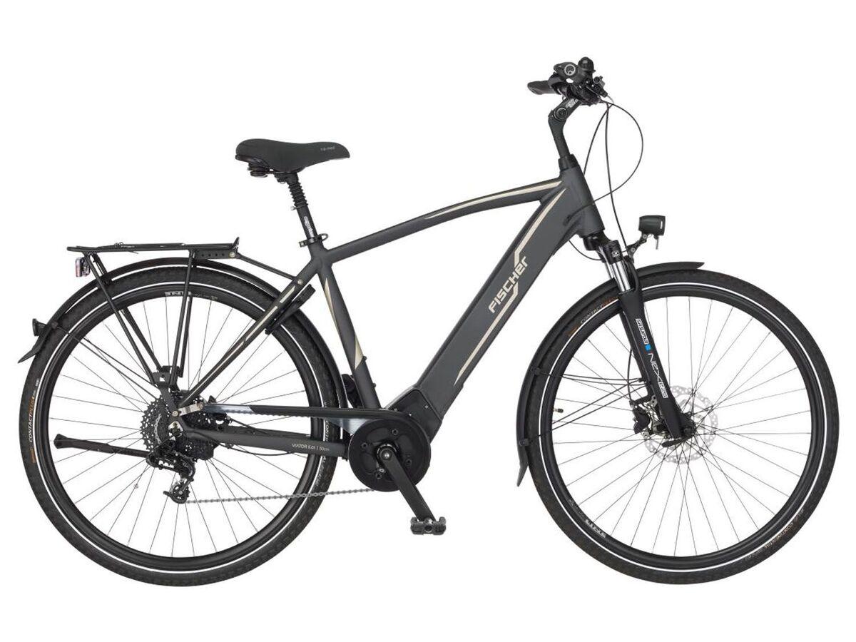 Bild 3 von FISCHER E-Bike »VIATOR 5.0i«, Trekkingrad, Herren, 28 Zoll