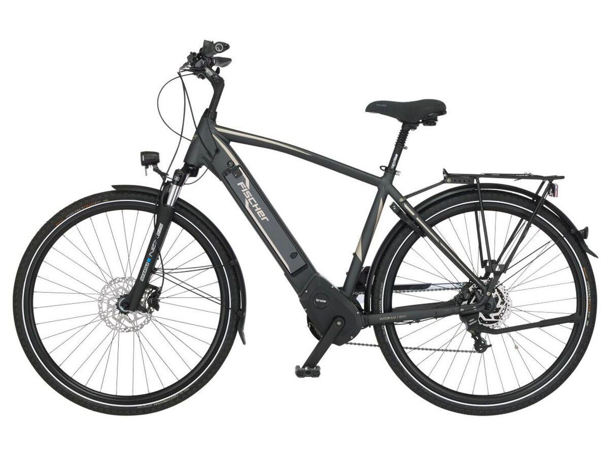 Bild 4 von FISCHER E-Bike »VIATOR 5.0i«, Trekkingrad, Herren, 28 Zoll