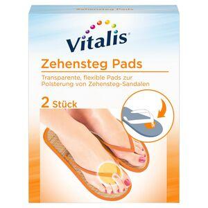 Vitalis®  Gel-Fußpads
