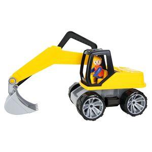 LENA Sandkasten-Fahrzeuge mit Spielfigur