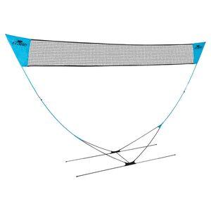 crane®  Badminton-Netz/-Schläger-Set