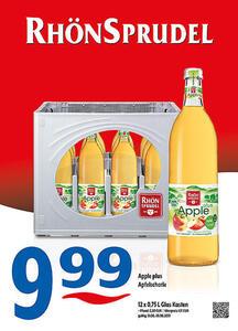 Rhön Sprudel Apple Plus Apfelschorle