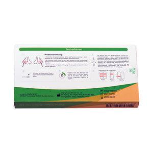 Hotgen Antigen Selbsttest 20 Stück (20x1er Pack Einzeltests)1