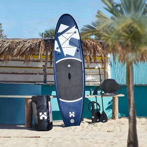 Stand Up Paddle Board 366 cm Blau1
