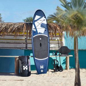 Stand Up Paddle Board 320 cm Blau1