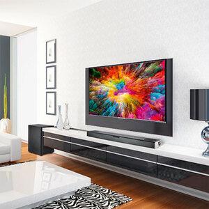 Dolby Atmos® Soundbar und Subwoofer MEDION® LIFE®  S613881