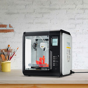 3D-Wlan-Drucker Rex1