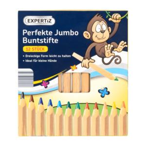 EXPERTIZ     Jumbo Buntstifte