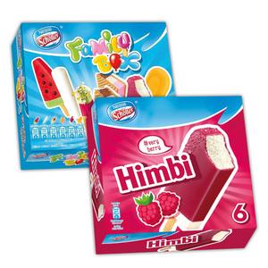 Nestlé/Schöller Himbi / Family Box