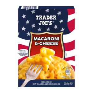 TRADER JOE'S    Macaroni & Cheese