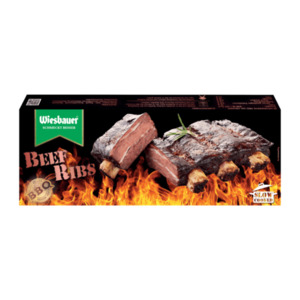WIESBAUER     Beef Ribs
