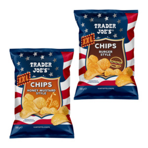 TRADER JOE'S   Chips XXL