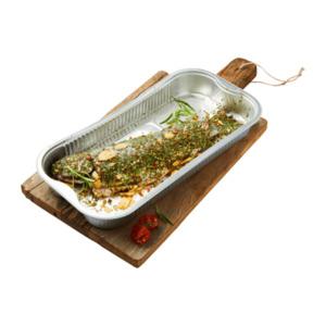 GOLDEN SEAFOOD     Grill- und Backofenforelle