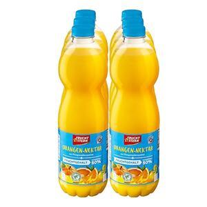 Fruchtstern Orangen-Nektar 1,5 Liter, 6er Pack