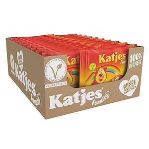 Katjes Fruchtgummi Vita-Bär 300 g, 20er Pack