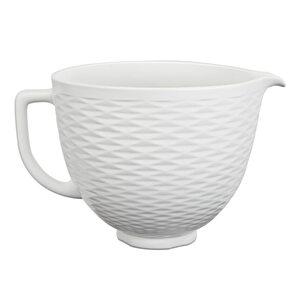 KitchenAid 5KSM2CB5TLW Keramikschüssel weiß