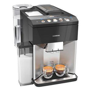 Siemens EQ.500 integral TQ507D03 Kaffeevollautomat edelstahl