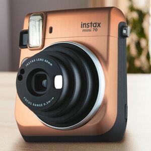 Sofortbildkamera instax mini 70 gold