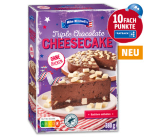 MIKE MITCHELL'S Cheesecake
