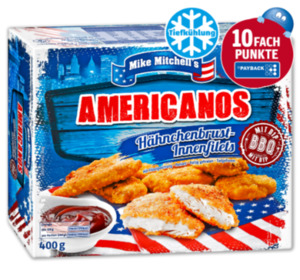 MIKE MITCHELL'S Americanos