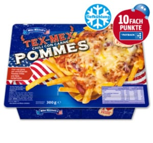 MIKE MITCHELL'S Loaded Pommes