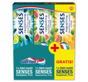 ODOL MED 3 Premium Senses