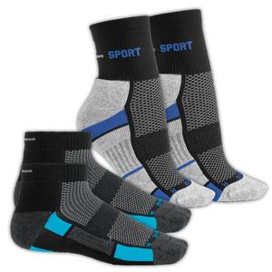 Toptex Sport Sport-/ Outdoor Socken 2 Paar