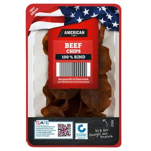 AMERICAN Beefchips 30 g