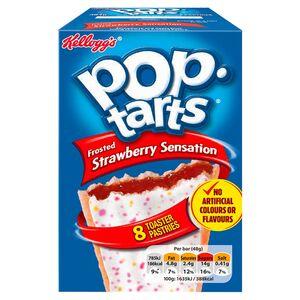 Kellogg's® pop tarts®  384 g