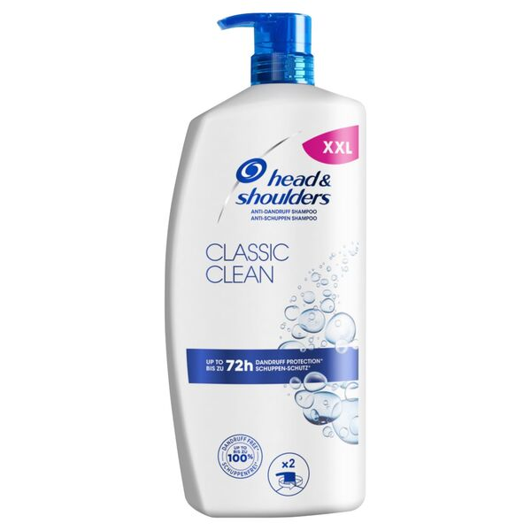 head & shoulders Anti-Schuppen Shampoo 900 ml
