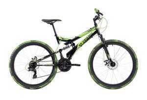 Mountainbike Fully 26'' Crusher RH 44cm