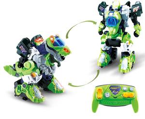 V-Tech Switch Go RC Robot. T-Rex