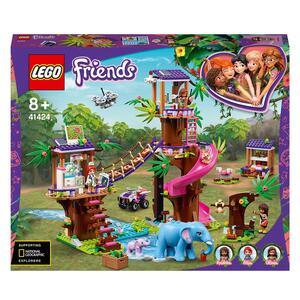LEGO Friends 41424 Tierrettungsstation Dschungel