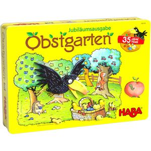 HABA 306149 Obstgarten Jubiläumsausgabe