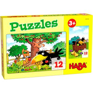 HABA 306163 Puzzles Obstgarten
