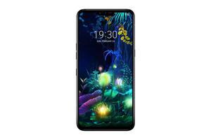 LG V50 ThinQ 5G (6,4 Zoll) 128 GB schwarz - NEU