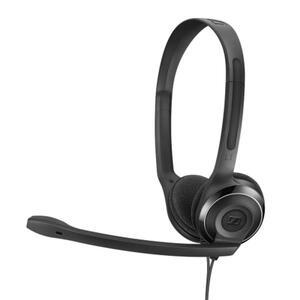 Sennheiser PC 8 USB office Headset Kopfhörer mit Mikrofon schwarz