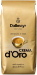 Dallmayr Espresso oder Crema d'Oro
