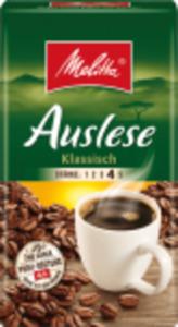 Melitta Filterkaffee