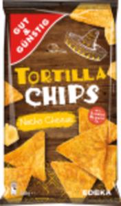 Gut & Günstig Tortilla-Chips
