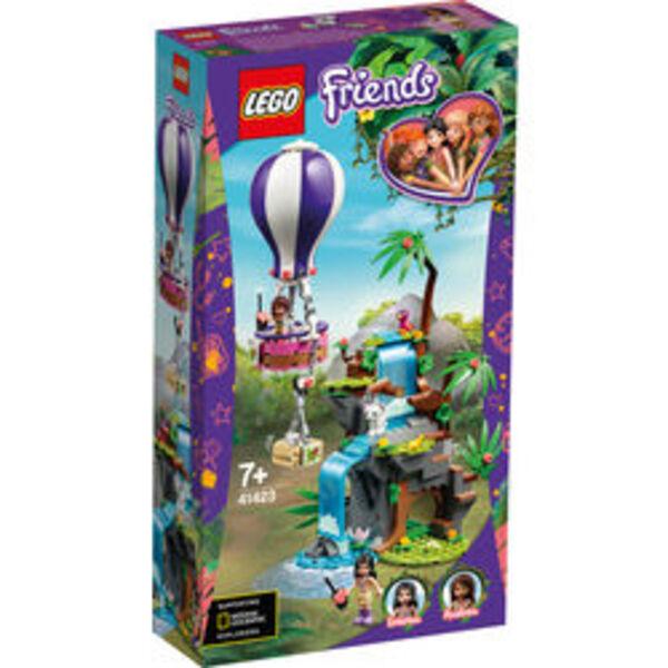 LEGO® Friends 41423 Tiger-Rettung mit Heißluftballon