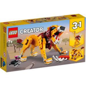 LEGO®Creator 31112 Wilder Löwe